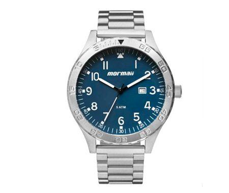Relógio Mormaii Masculino Flip - MO2115AO/3A