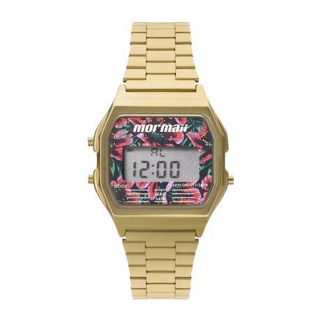 Relógio Feminino Mormaii Vintage Florido - MOJH02AD/4D