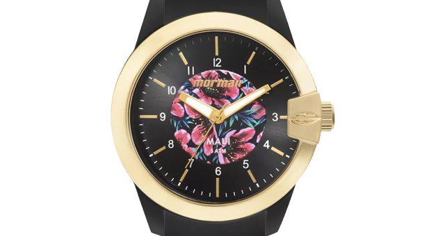 Relógio Feminino Mormaii Maui Floral - MO2036II8P