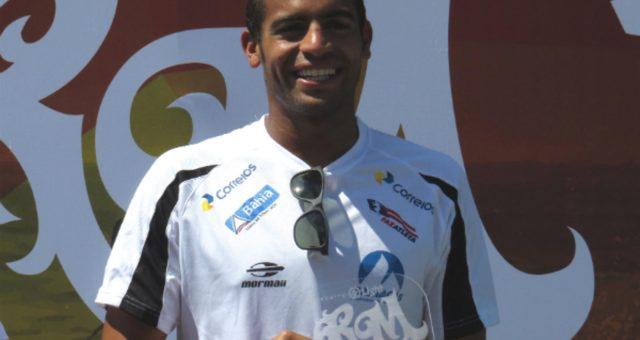 Allan do Carmo vence campeonato brasileiro de águas abertas