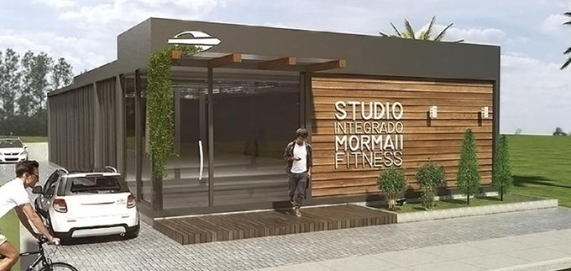 Mormaii Fitness revoluciona mais uma vez e lança studio em módulos