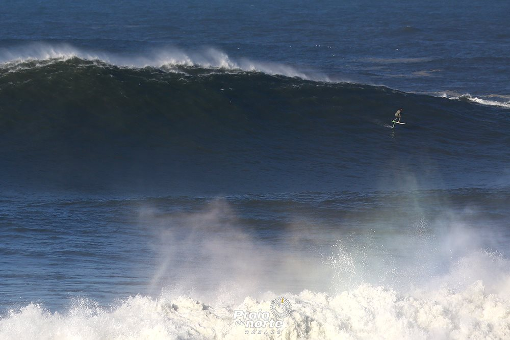 Psico Foil Surf | Foto: Praia do Norte