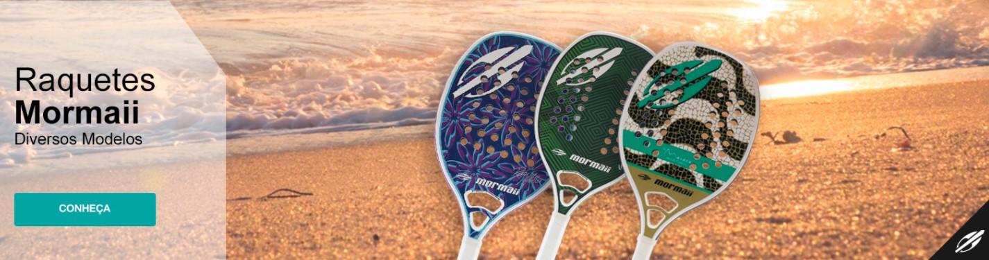 Não esqueça de conferir as novidades da Mormaii Beach Tennis