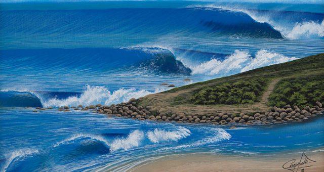 Vem aí o XVII Mormaii Brasiliense de Surf