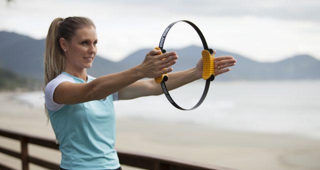Cinco acessórios Mormaii Fitness para treinar na praia