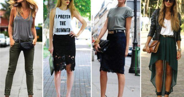 Blog moda | Look Hi-lo