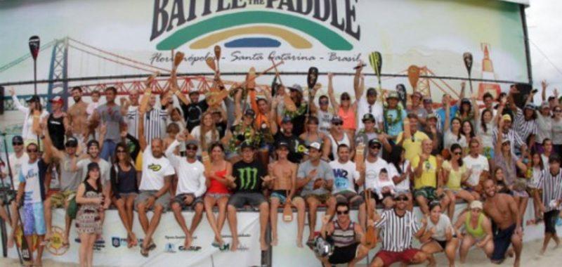 Battle of the Paddle Brasil marcou a história do Sup em Floripa