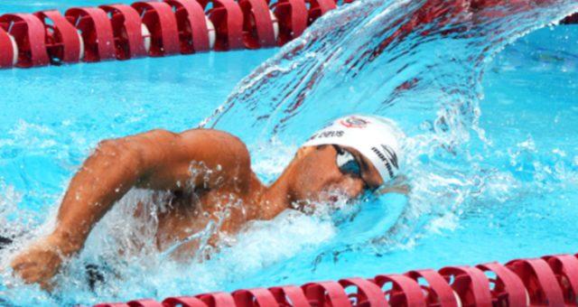 Leo de Deus ganha 3ª medalha de ouro no Brasileiro