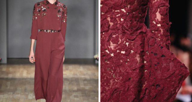 Blog de Moda | O Panetone de 2015: Marsala