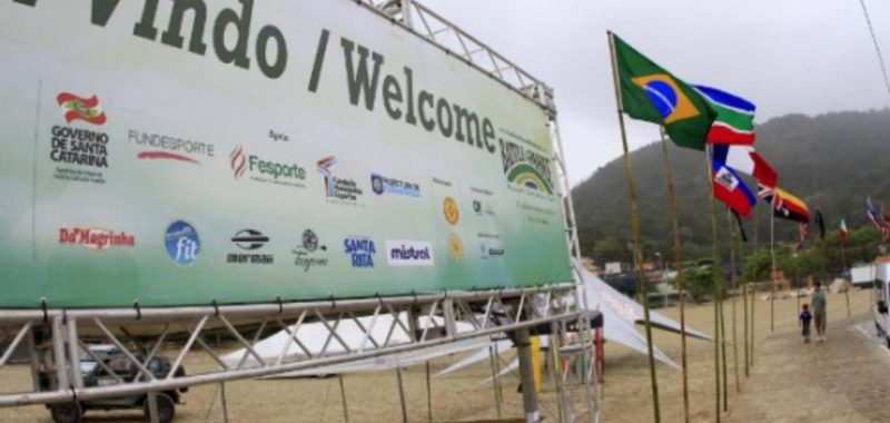1º dia do Battle of the Paddle Brasil