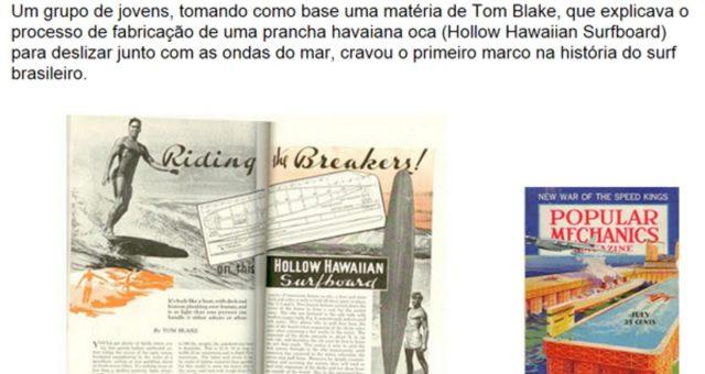 Blog Surf |A Grande história do surf brasileiro