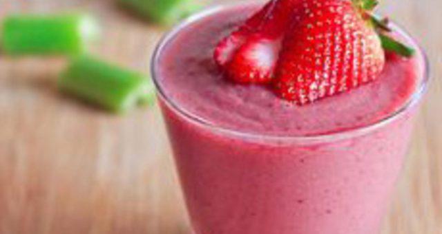 Segunda sem carne | Smoothie de soja e frutas vermelhas