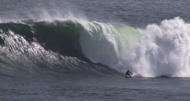 Apnéia é importante para qualquer surfista, não apenas para Big Riders