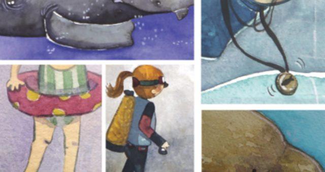Karol Meyer | A Menina que queria ser peixe