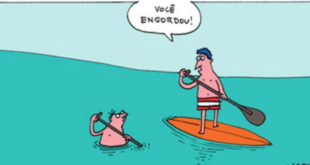 Surf tira | Amigo é para essas coisas!