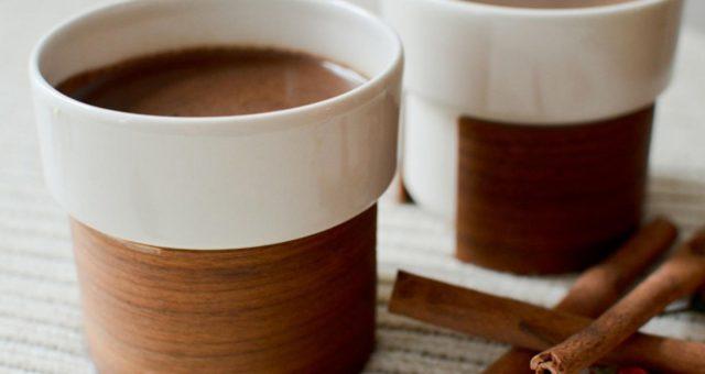 Segunda sem carne | Chocolate quente com especiarias