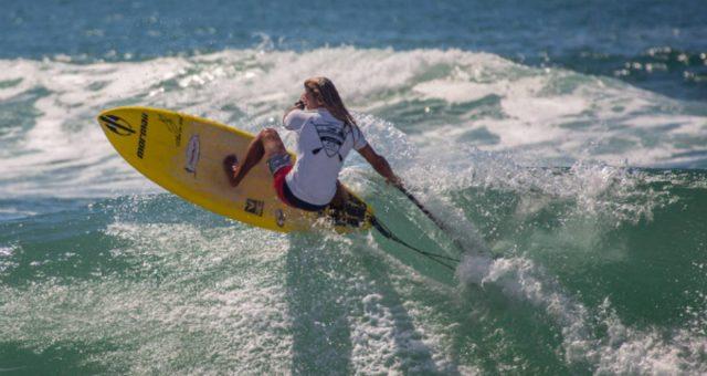 Caio e Leco em 2º no mundial de Sup Wave