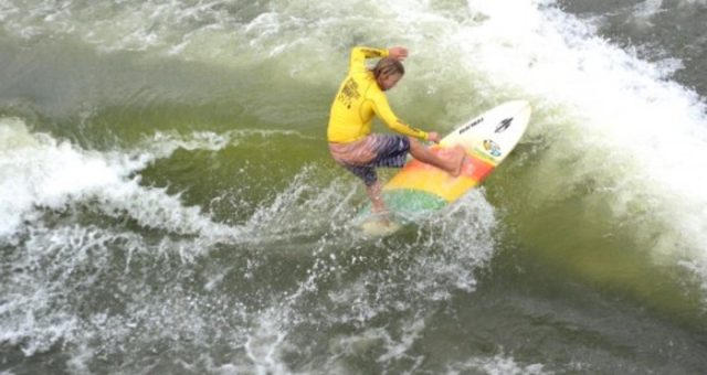 Mateus Herdy é bicampeão brasileiro de Wakesurf