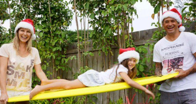Família Nalu | Natal pelo Mundo