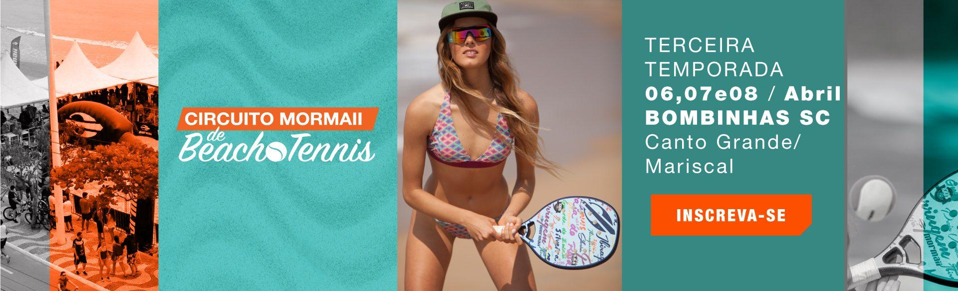 Inscreva-se Beach Tennis