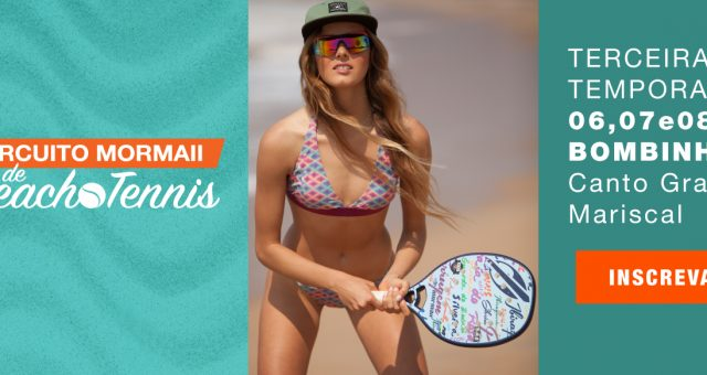 Inscreva-se Beach Tennis