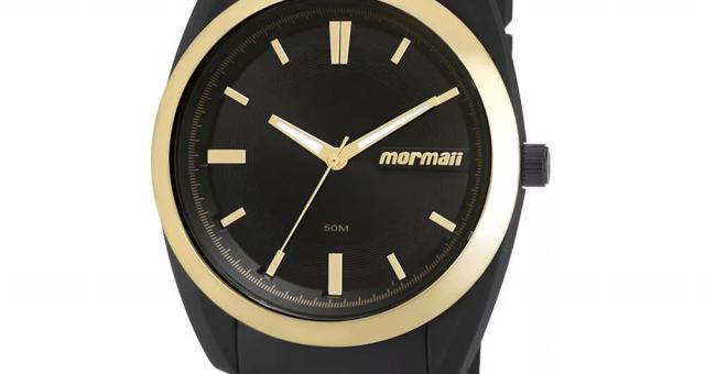 Relógio Mormaii Maui Feminino MO2039AB8P
