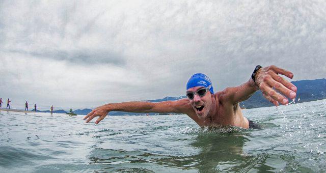 Bombou o Aquaman Praia da Cocanha 2017