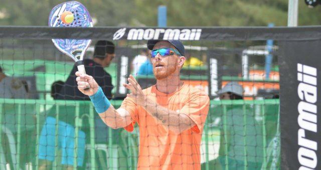 Mormaii Garopaba Open de Beach Tennis foi demais