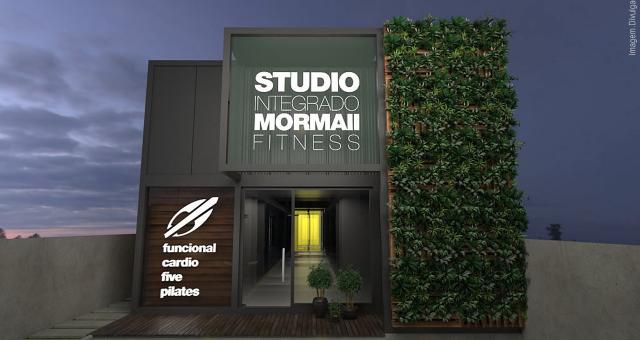 Vem aí mais uma unidade do Studio Integrado Mormaii Fitness em São Paulo