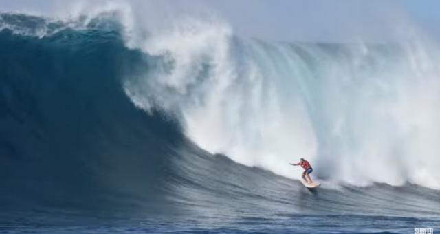 Tudo que rolou no maior swell de Jaws da temporada