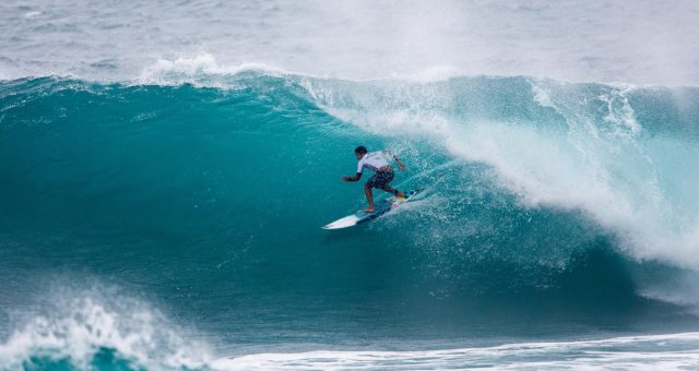 WSL e as boas vindas para Mike Rodrigues