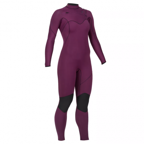 Long John DivaPro Chestzip 2.0mm SU001F20DVP4A