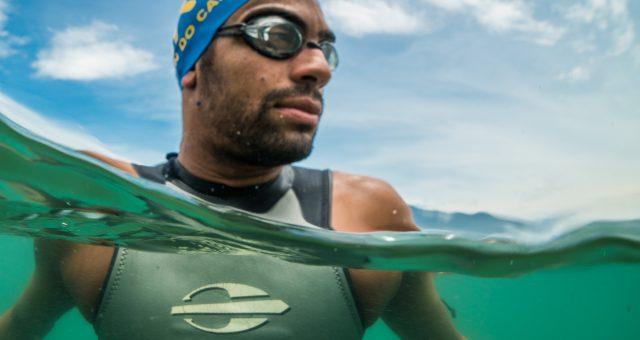 Allan do Carmo em mais um ciclo olímpico de natação