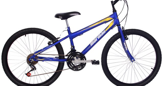 Bicicleta Mormaii New Wave Aro 24