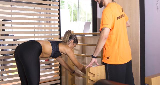O Método Integrado Mormaii Fitness para quem tem escoliose