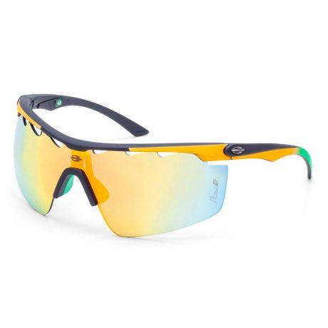 Óculos sol mormaii athlon 4 preto emborrachado