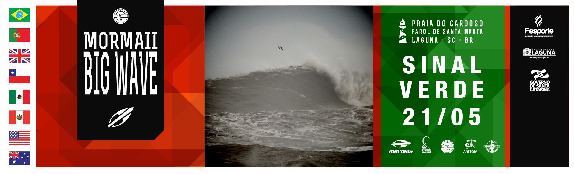 Big Wave - Ondas Grandes