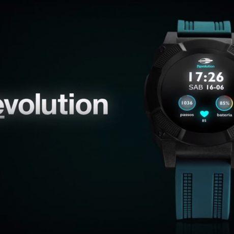 Conheça o Smartwatch Mormaii Revolution