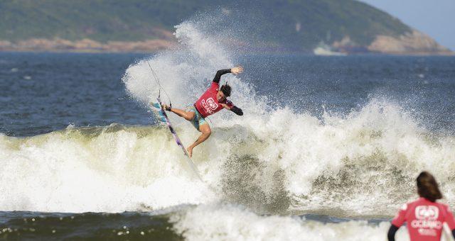 Circuito Surf Talentos rolou com altas ondas na Guarda