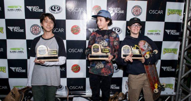Tuco Arruda é campeão do Brasileiro de Skate Banks