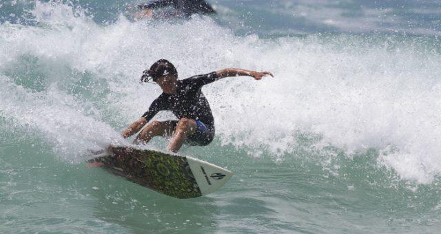 Tuco Arruda com muito surf e skate em 2018