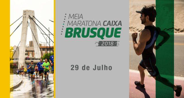 Participe da Meia Maratona de Brusque