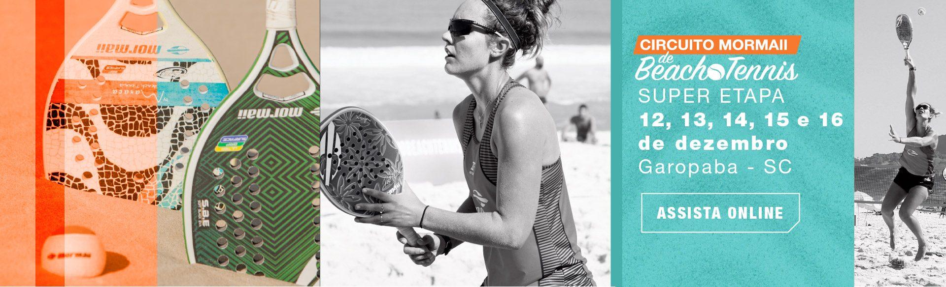 circuito mormaii de beach tennis garopaba super etapa