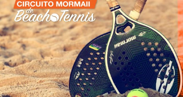 5ª etapa do Circuito Mormaii de Beach Tennis