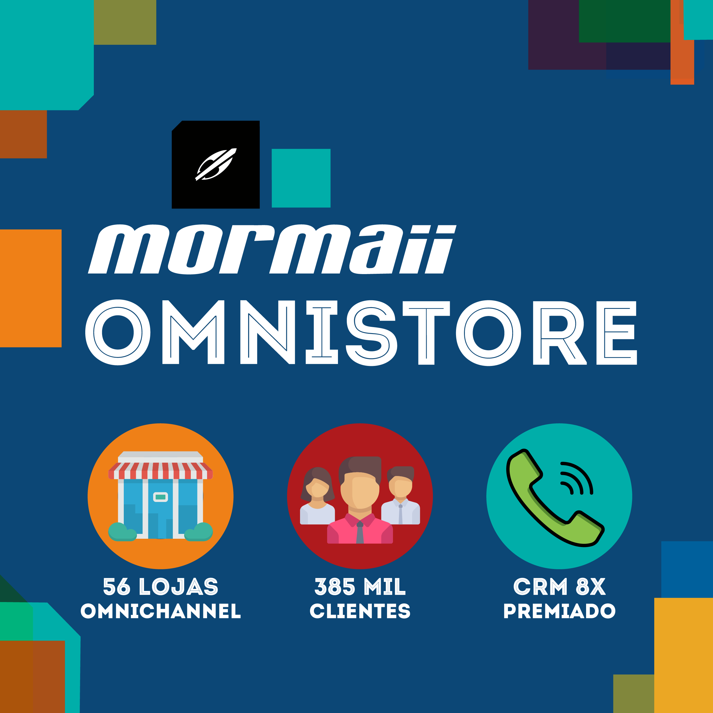 omnichannel Mormaii