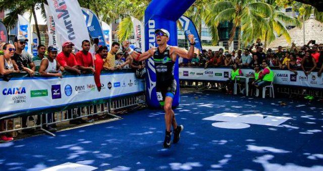 Superação total no Ironman 70.3 em Maceió