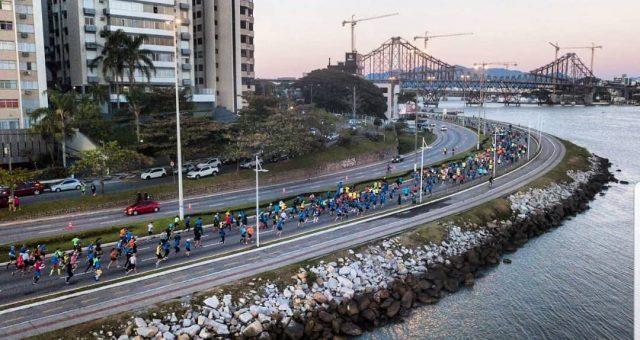 Maratona Internacional de Floripa reuniu 8 mil corredores