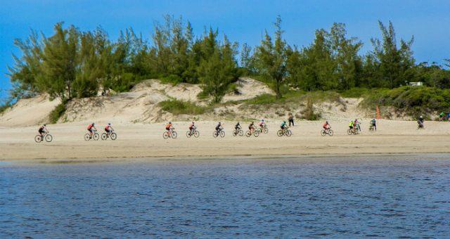 Incrível o 7° Praia do Rosa Bike Marathon