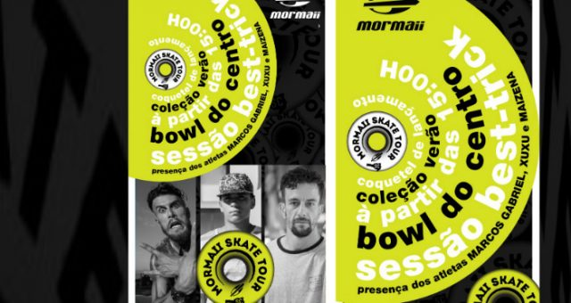Mormaii Skate Tour SC