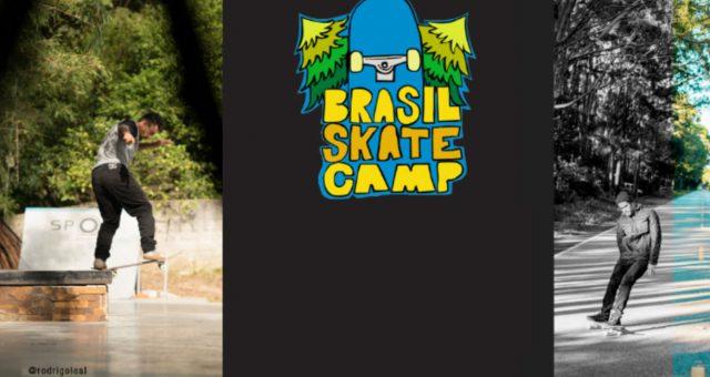 Brasil Skate Camp vai reunir a garotada